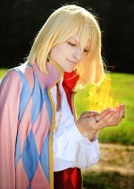 Cosplay-Cover: Howl Jenkins Pendragon