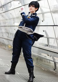 Cosplay-Cover: Roy Mustang ( ロイ・マスタング)
