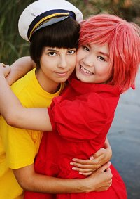 Cosplay-Cover: °˖✧◝Ponyo◜✧˖°