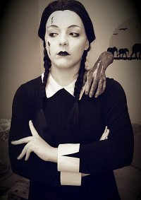 Cosplay-Cover: Wednesday Addams【The Addams Family】