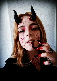 Cosplay-Cover: Michael Langdon (Demon Version) [AHS]