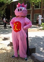 Cosplay-Cover: Super Pig