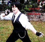 Cosplay-Cover: Walter C. Dolneaz『young version』【Hellsing】