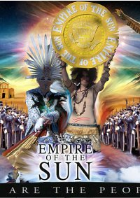 Cosplay-Cover: Luke Steele【Empire of the Sun-We are the People】