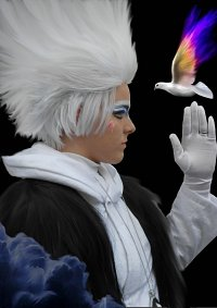Cosplay-Cover: Luke Steele【Empire of the Sun - Without You】
