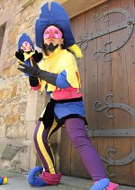 Cosplay-Cover: Clopin Trouillefou【The Hunchback of Nôtre Dame】