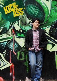 Cosplay-Cover: Christopher ''Chris'' D'Amico 『Red Mist』【Kick-Ass】