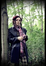 Cosplay-Cover: Scabior【Harry Potter】