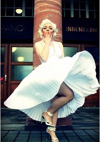 Cosplay-Cover: Marilyn Monroe【The Seven Year Itch】