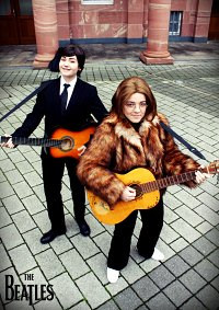Cosplay-Cover: John Lennon [Rooftop Concert 1969]【The Beatles】