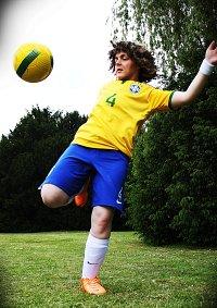 Cosplay-Cover: David Luiz 'Moreira Marinho'【WM Brasil 2014】
