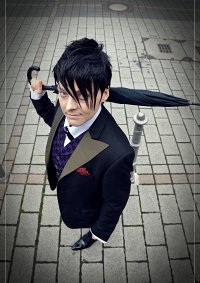 Cosplay-Cover: Oswald 'Chesterfield' Cobblepot【GOTHAM】