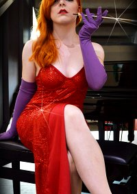 Cosplay-Cover: Jessica Rabbit【Who Framed Roger Rabbit】