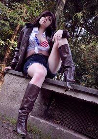 Cosplay-Cover: Amelia Jones | Basic [2P!Nyotalia America]