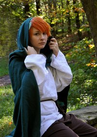 Cosplay-Cover: Ireland // Iain O' Caellaigh [Childhood]
