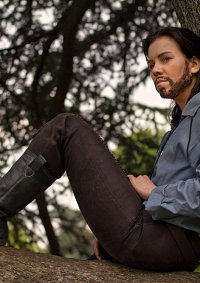 """Cosplay-Cover: Eric """"Huntsman"""" [Snow White and the Huntsman]"""