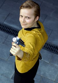 Cosplay-Cover: James T. Kirk | TOS