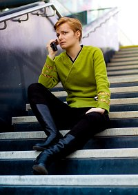 Cosplay-Cover: James T. Kirk | Wrap Shirt