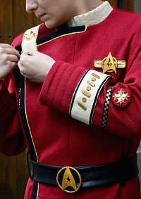 Cosplay-Cover: James T. Kirk | The Wrath of Khan