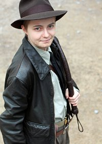 Cosplay-Cover: Indiana Jones