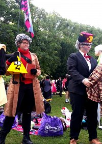 Cosplay-Cover: Grunkle Ford