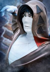 Cosplay-Cover: Isaac [Zack] Foster