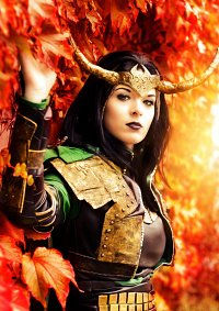 Cosplay-Cover: Loki Laufeyson- Rightful King of Asgard