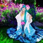 Cosplay: Miku Hatsune [Setsugetsuka - Eigenkreation]