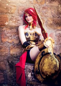 Cosplay-Cover: Phyrra