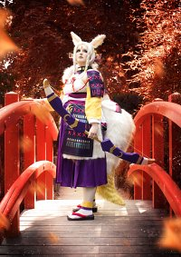 Cosplay-Cover: Hakurou [White Wolf 3. Skin]