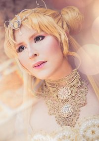 Cosplay-Cover: Princess Serenity
