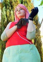 Cosplay-Cover: Sakura Haruno (Shippuden)