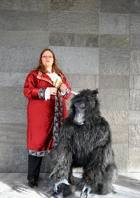 Cosplay-Cover: Werwolf