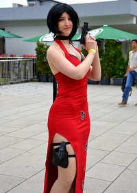 Cosplay-Cover: Ada Wong
