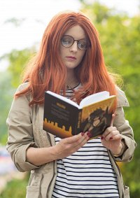 Cosplay-Cover: Amy Pond (Angels take Manhatten)