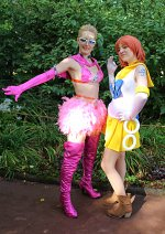 Cosplay-Cover: Sailor Doflamingo Fighter