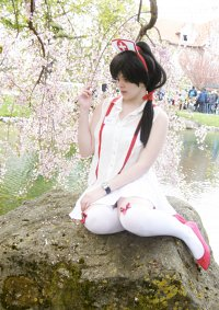 Cosplay-Cover: Akali ~Nurse Skin~