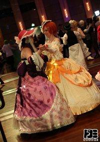 Cosplay-Cover: Rin Hoshizora(viktoria dress)