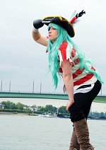Cosplay-Cover: Russell ★ Human