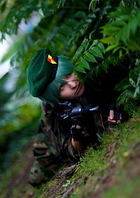 Cosplay-Cover: Flippy (Human)
