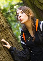 Cosplay-Cover: Katniss Everdeen [Arena Outfit]
