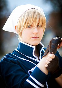 Cosplay-Cover: Angel Aaltonen [Before the Fall]