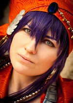 Cosplay-Cover: Sinbad [Artwork]