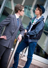 Cosplay-Cover: Harry Hart [Kingsman]