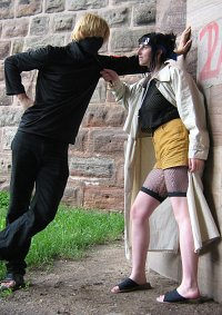 Cosplay-Cover: Anko
