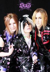 "Cosplay-Cover: Takeru ""P!NK masquerade."" (PV Version)"