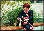 Cosplay-Cover: Sasori [Kimono]