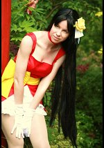 Cosplay-Cover: Rei Hino - Songdress (Folge 54)