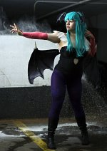 Cosplay-Cover: Morrigan Aensland