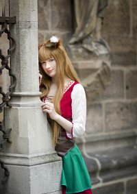 Cosplay-Cover: Horo - Artbook